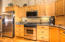 Stainless Steel appliances included in the listing