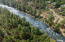 The Deschutes about 700 yards away from the home that can be accessed from the Deschutes River Trail.