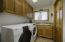 Laundry room upstairs