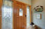 Great Room and Family Room both accessed via the stairs at entryway.