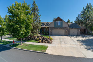 Located in desirable Yardley Estates that offers custom homes on larger lots in convenient NE Bend.