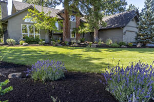 Beautiful home on landscaped acreage