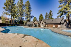 One block to Pool, Hot tub, club house, playground