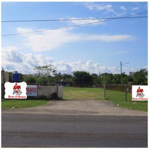 Terreno En Ventaen Colón, Maria Chiquita, Panama, PA RAH: 17-6264
