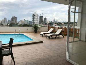 Apartamento En Ventaen Panama, Carrasquilla, Panama, PA RAH: 17-6281