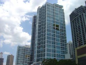 Apartamento En Alquileren Panama, Avenida Balboa, Panama, PA RAH: 18-1823