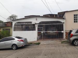Casa En Ventaen San Miguelito, Villa Lucre, Panama, PA RAH: 18-2849