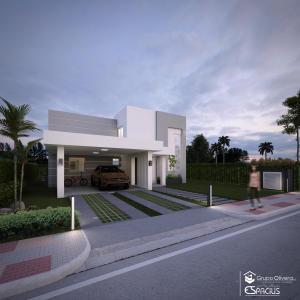 Casa En Ventaen Panama, Brisas Del Golf, Panama, PA RAH: 18-4213