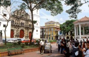 Apartamento En Alquileren Panama, Casco Antiguo, Panama, PA RAH: 18-4861