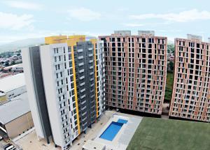 Apartamento En Alquileren Panama, Tocumen, Panama, PA RAH: 18-4973