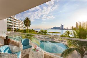Apartamento En Alquileren Panama, Paitilla, Panama, PA RAH: 18-6265