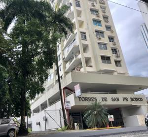 Apartamento En Alquileren Panama, San Francisco, Panama, PA RAH: 18-7765