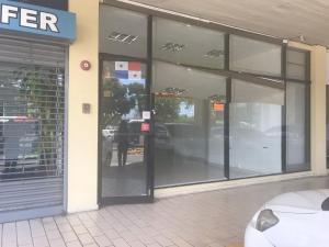 Local Comercial En Alquileren Panama, Avenida Balboa, Panama, PA RAH: 19-3719
