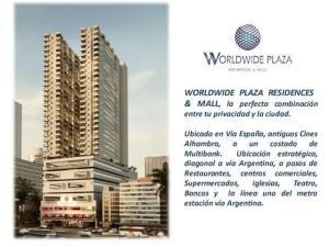 Apartamento En Ventaen Panama, Via España, Panama, PA RAH: 19-6702