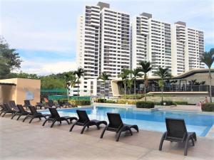 Apartamento En Alquileren Panama, Condado Del Rey, Panama, PA RAH: 19-8133
