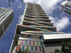Apartamento En Alquileren Panama, Avenida Balboa, Panama, PA RAH: 19-9228