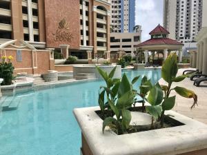 Apartamento En Alquileren Panama, Punta Pacifica, Panama, PA RAH: 19-10345
