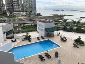 Apartamento En Alquileren Panama, Marbella, Panama, PA RAH: 19-11099