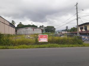 Terreno En Alquileren Panama, Pueblo Nuevo, Panama, PA RAH: 19-11898