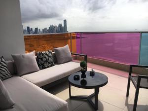 Apartamento En Alquileren Panama, Avenida Balboa, Panama, PA RAH: 20-2302