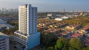 Apartamento En Alquileren San Miguelito, Villa Lucre, Panama, PA RAH: 20-6553