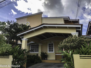 Casa En Alquileren San Miguelito, Villa Lucre, Panama, PA RAH: 20-3649