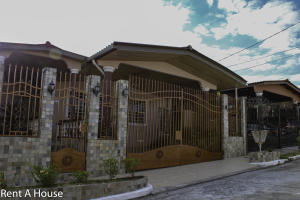 Casa En Ventaen San Miguelito, Brisas Del Golf, Panama, PA RAH: 20-4423