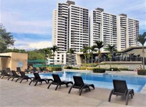 Apartamento En Alquileren Panama, Condado Del Rey, Panama, PA RAH: 20-7438