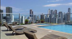 Apartamento En Alquileren Panama, San Francisco, Panama, PA RAH: 20-8746