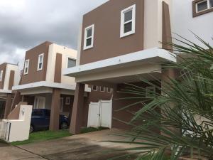 Casa En Alquileren Panama, Brisas Del Golf, Panama, PA RAH: 20-8887