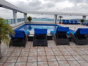 Apartamento En Alquileren Panama, Avenida Balboa, Panama, PA RAH: 20-9509