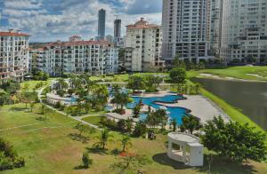 Apartamento En Alquileren Panama, Santa Maria, Panama, PA RAH: 20-11371