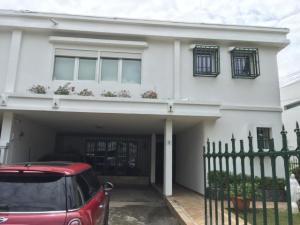 Casa En Alquileren Panama, Obarrio, Panama, PA RAH: 21-359