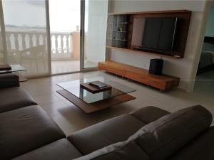 Apartamento En Alquileren Panama, Avenida Balboa, Panama, PA RAH: 21-529