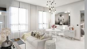 Apartamento En Ventaen Panama, Obarrio, Panama, PA RAH: 21-741