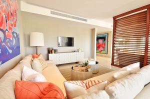 Apartamento En Alquileren Panama, Santa Maria, Panama, PA RAH: 21-897
