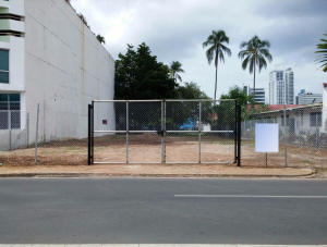 Terreno En Ventaen Panama, San Francisco, Panama, PA RAH: 21-2011