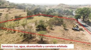 Terreno En Ventaen Herrera, Herrera, Panama, PA RAH: 21-2061