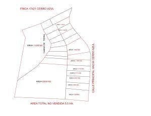 Terreno En Ventaen Pacora, Cerro Azul, Panama, PA RAH: 21-2292