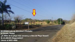 Terreno En Ventaen Pedasi, Pedasi, Panama, PA RAH: 21-3791