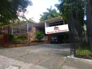 Casa En Alquileren Panama, El Cangrejo, Panama, PA RAH: 21-4025
