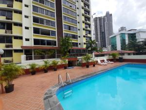 Apartamento En Alquileren Panama, El Cangrejo, Panama, PA RAH: 21-5396