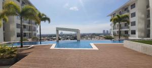 Apartamento En Alquileren San Miguelito, El Crisol, Panama, PA RAH: 21-5446
