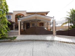 Casa En Ventaen San Miguelito, Villa Lucre, Panama, PA RAH: 21-8210