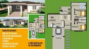 Casa En Ventaen Boquete, Alto Boquete, Panama, PA RAH: 21-8668