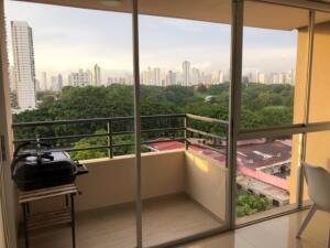 Apartamento En Alquileren Panama, San Francisco, Panama, PA RAH: 21-8670