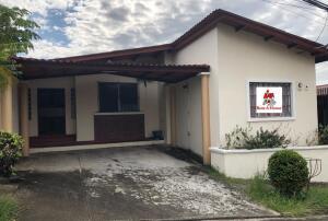 Casa En Ventaen San Miguelito, Villa Lucre, Panama, PA RAH: 21-9208
