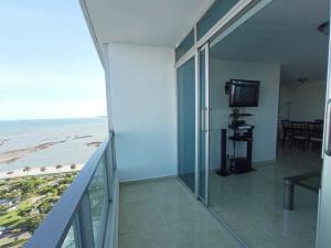 Apartamento En Alquileren Panama, Avenida Balboa, Panama, PA RAH: 21-10220