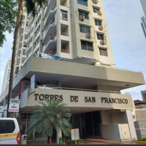 Apartamento En Alquileren Panama, San Francisco, Panama, PA RAH: 21-11133