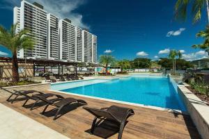 Apartamento En Alquileren Panama, Condado Del Rey, Panama, PA RAH: 21-11501